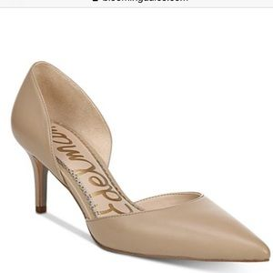 Sam Edelman Women's Jaina d'Orsay Pumps 8.5
